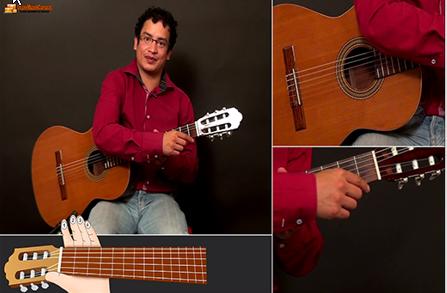 online cursus gitaar voor beginners
