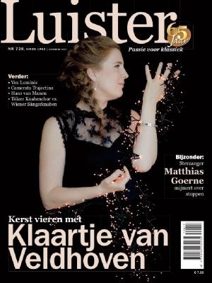 Aanbieding abonnement Luister Magazine