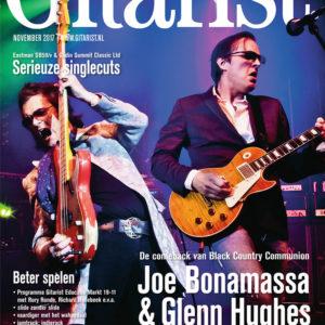 Klik hier voor korting op je abonnement voor het maandblad gitarist