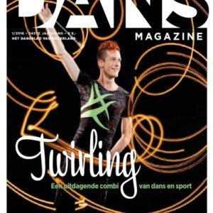korting op het Dans Magazine