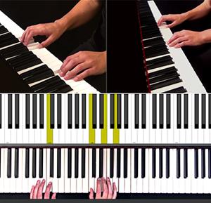online cursus piano spelen voor beginners